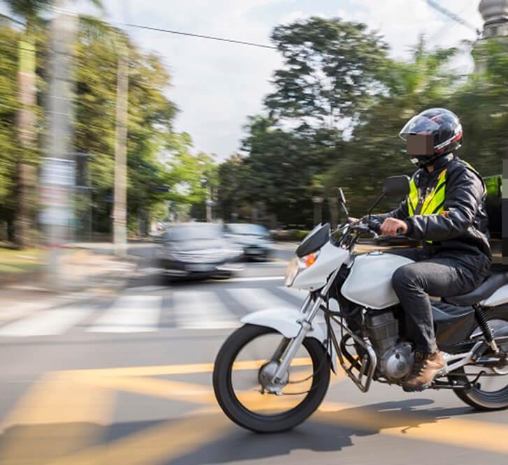motoboy Vila Romana